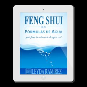 Fórmulas de Agua. Colocación de Agua Real o Virtual en Exteriores