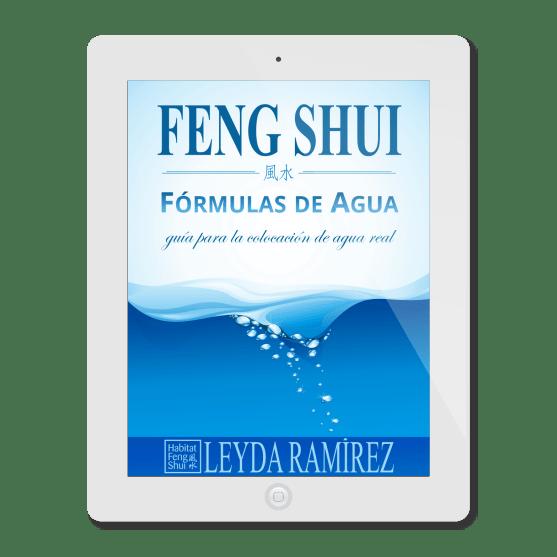 fórmulas de agua