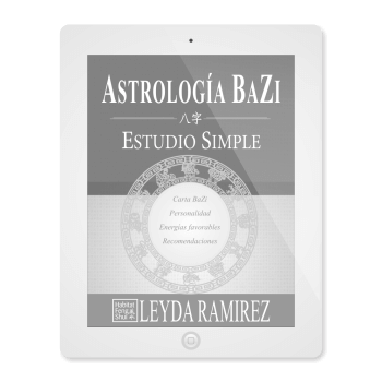 Servicio BaZi 4 Pilares Simple