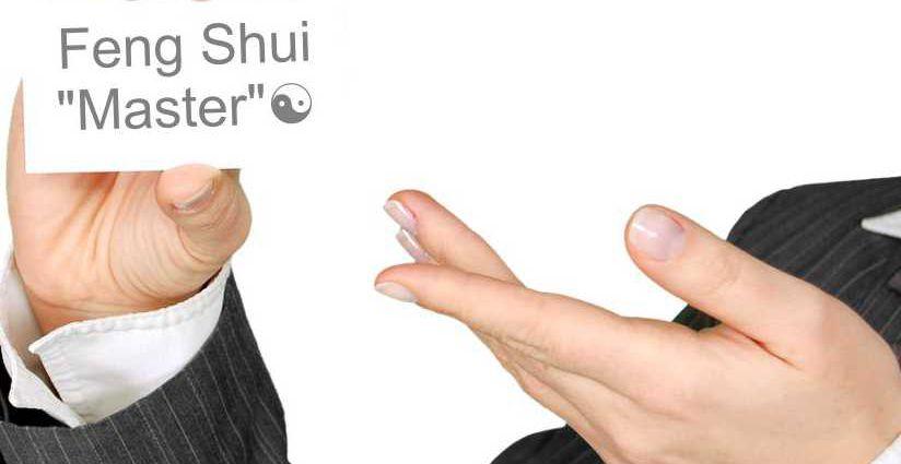 Master Feng Shui y el Abuso del Título