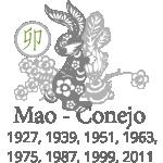 astrología china del mes - conejo