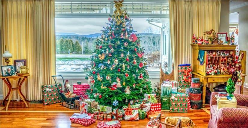 Árbol de Navidad según el Feng Shui. Dónde Colocarlo en el 2018