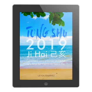 eBook Feng Shui para el 2019