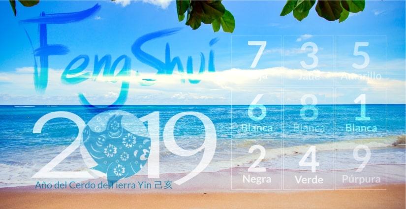 Feng Shui 2019 ~ Año del Cerdo de Tierra Yin